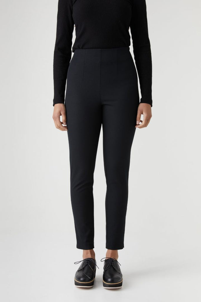CIGARETTE PANT BLACK