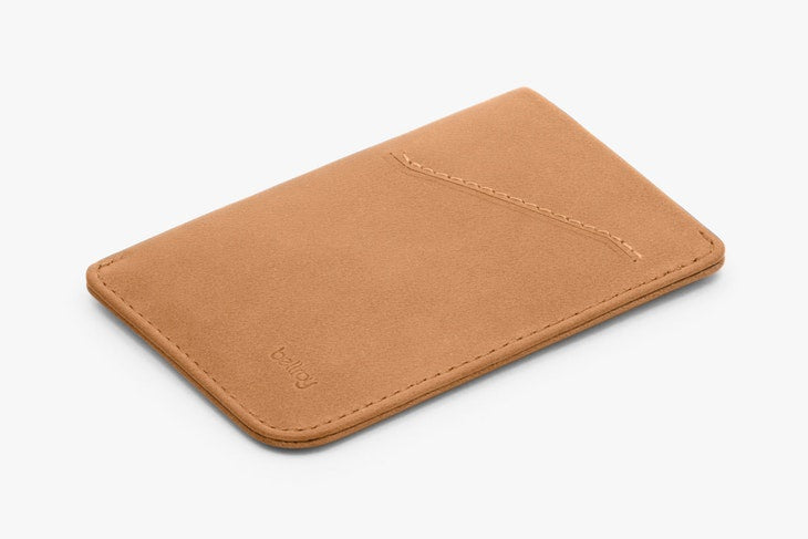 CARD SLEEVE TAN