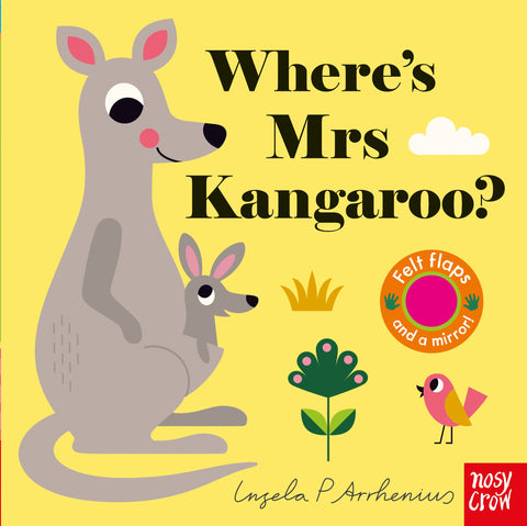 WHERE'S MRS KANGAROO