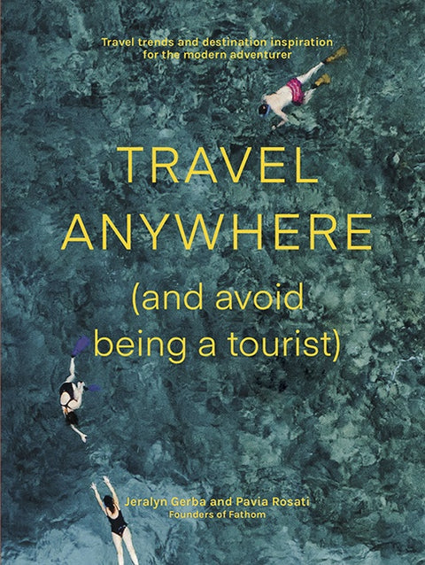 TRAVEL ANYWHERE