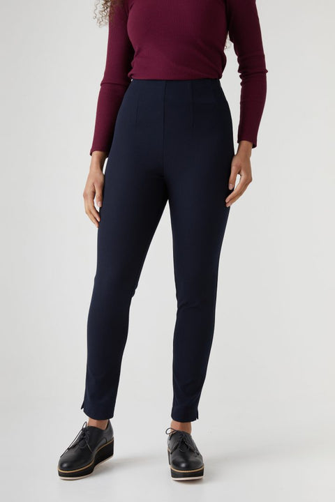 CIGARETTE PANT - INK NAVY