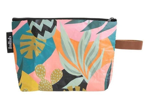 POLY CLUTCH - MONSTERA