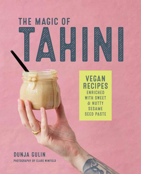 THE MAGIC BOOK OF TAHINI