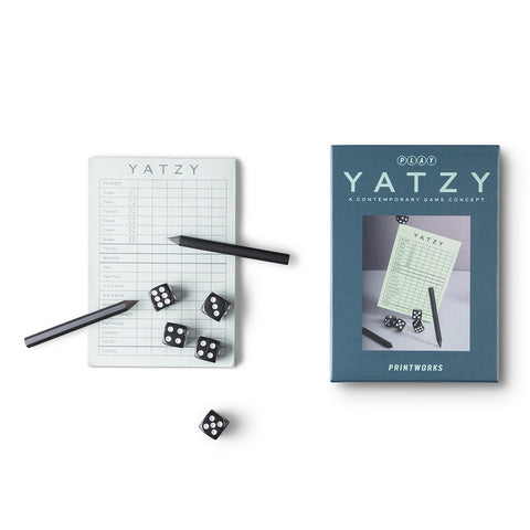PLAY GAMES - YATZY