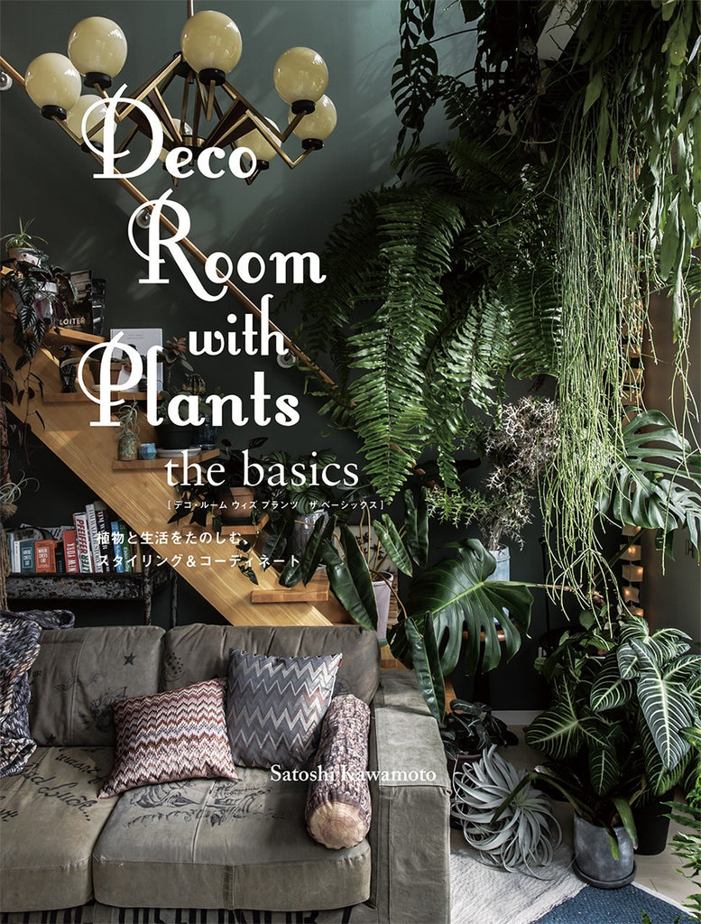 DECO ROOM WITH PLANTS