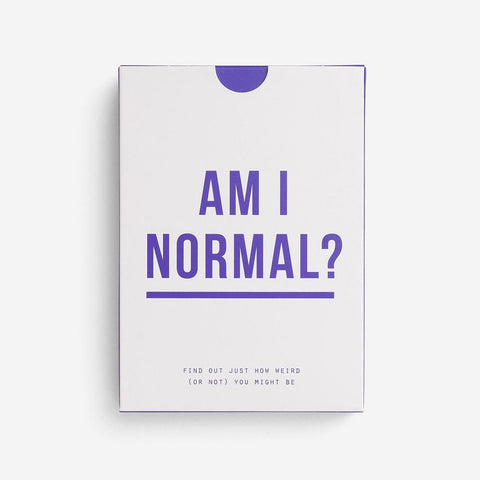 AM I NORMAL? PROMPT CARDS