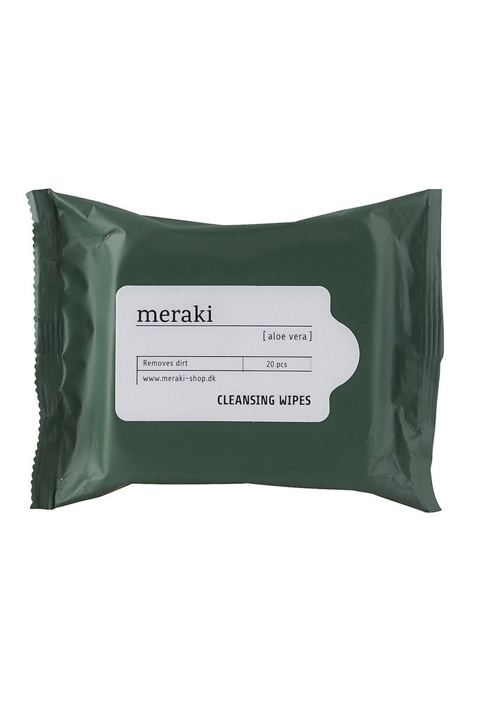 CLEANSING WIPES - REFRESHING WIPES