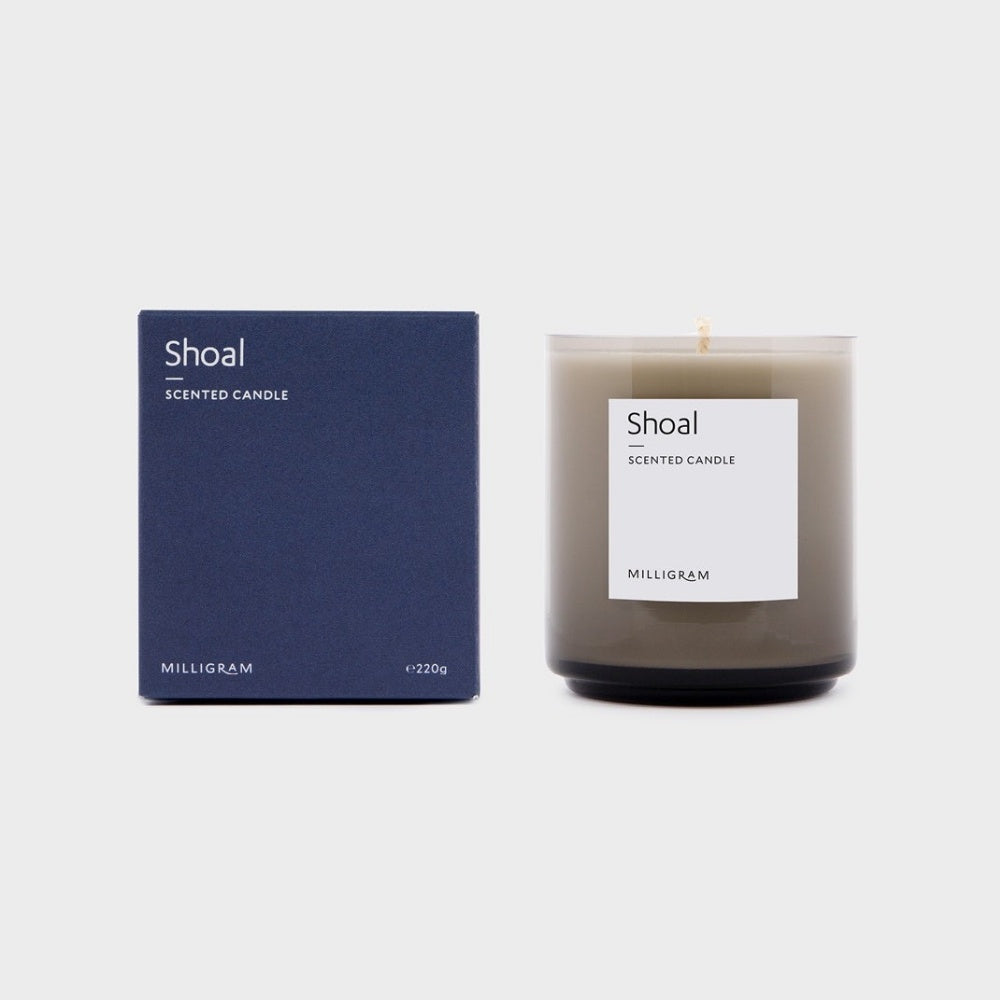 SCENT COLLECTION    CANDLE SHOAL