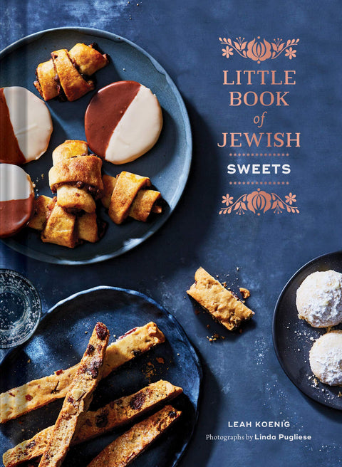 LITTLE BOOK OF JEWISH SWEETS