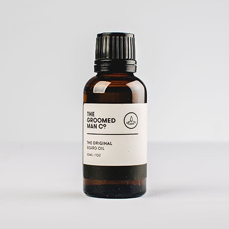 BEARD OIL THE ORIGINAL