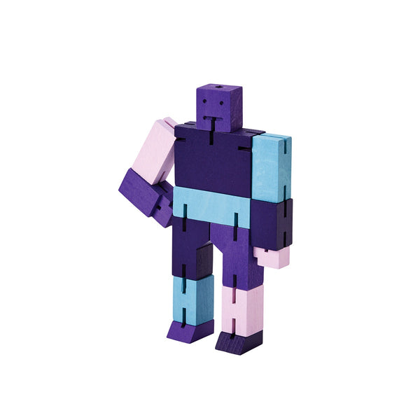 CUBEBOT CAPSULE COLLECTION SMALL - PURPLE