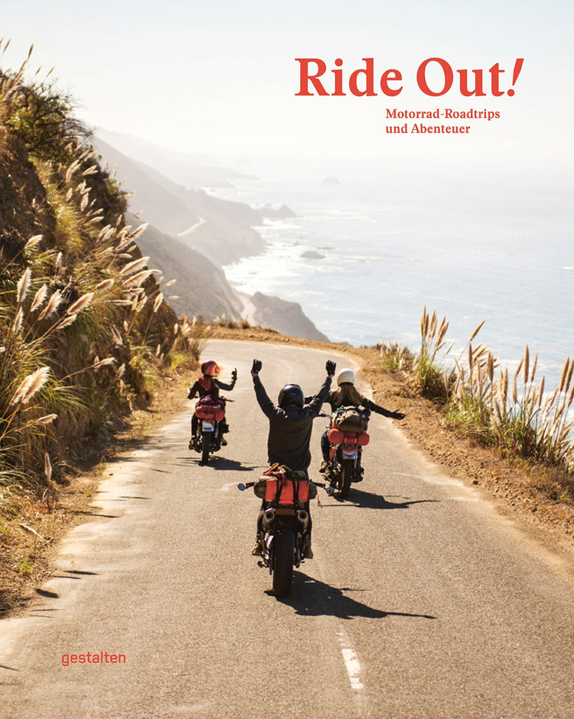 RIDE OUT! MOTORCYCLE ROAD TRIPS & ADVENTURES