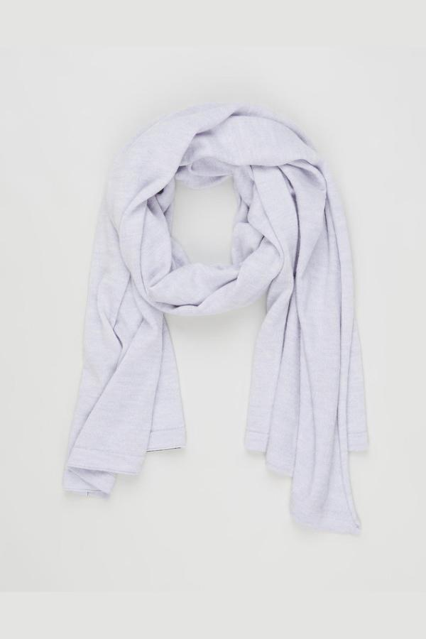 MERINO TRAVEL SCARF - LAST ONE!