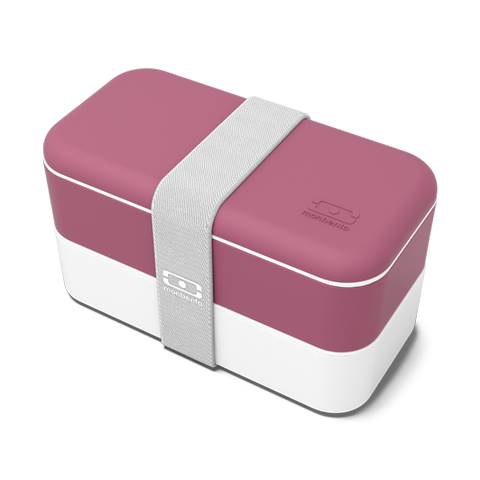 MB ORIGINAL BENTO LUNCHBOX - ASSORTED COLOURS
