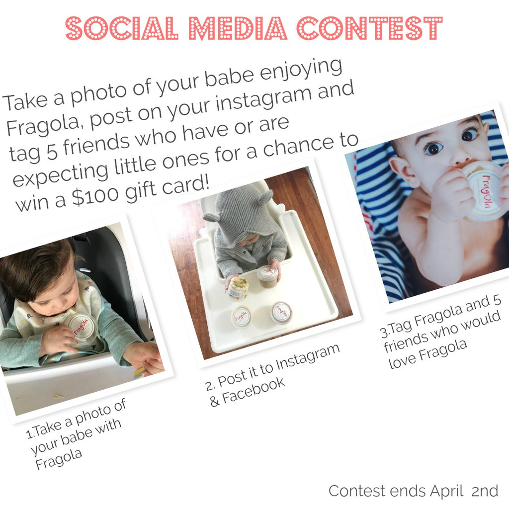 Enter Our Social Media Contest For A Chance To Win A $100 Gift Card
