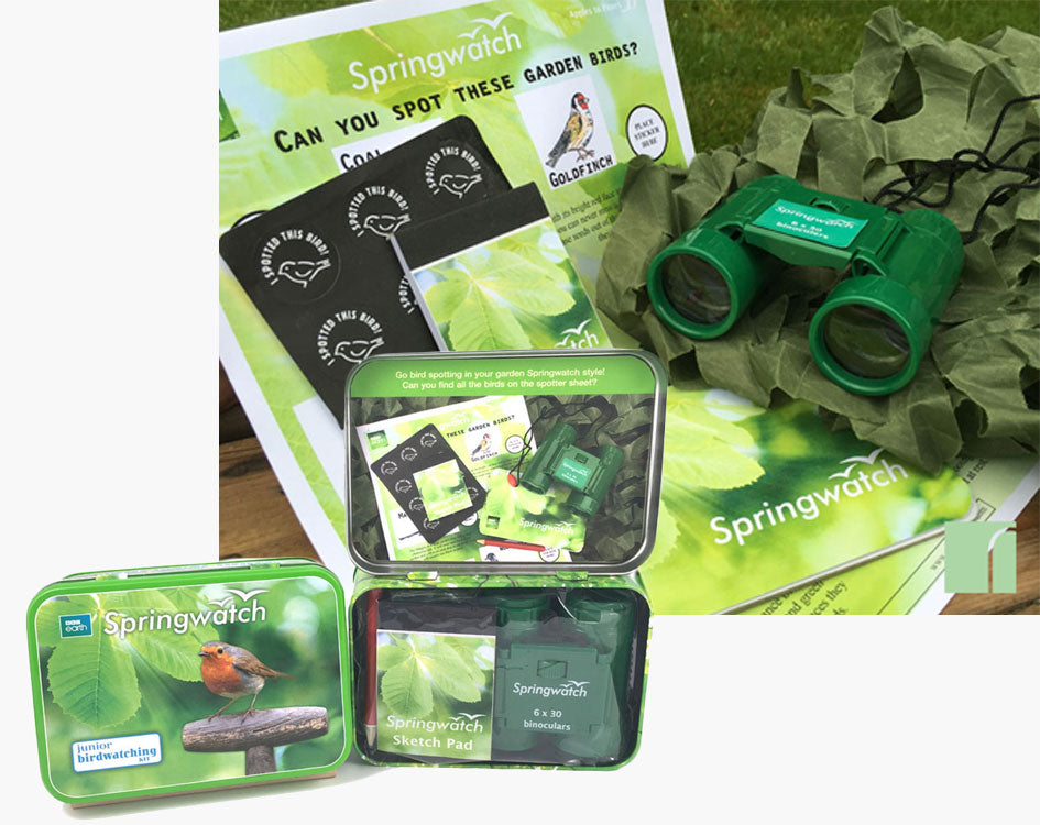 Springwatch Birdwatching Kit