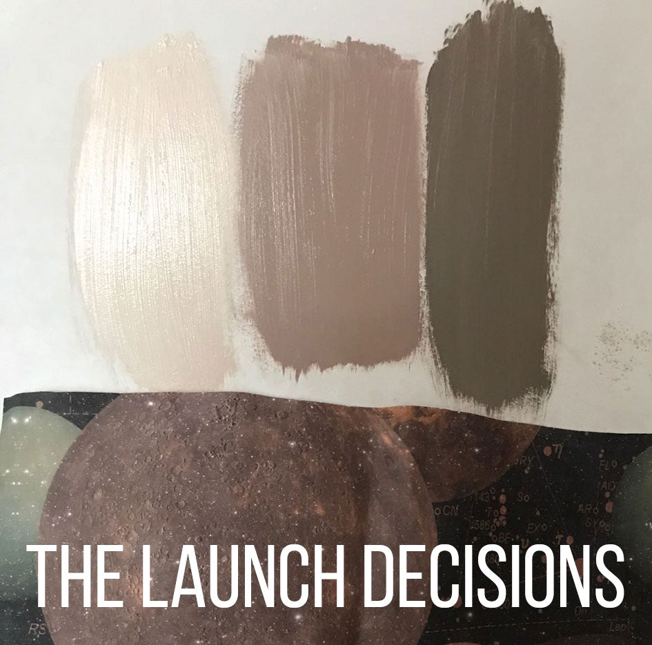 The Launch Paint