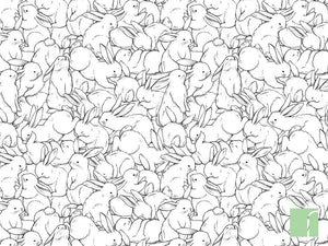 100-Bunnies-wallpaper