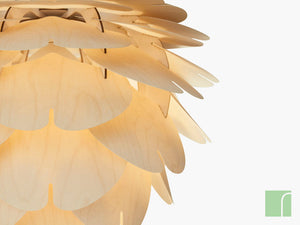 Wooden Lampshade