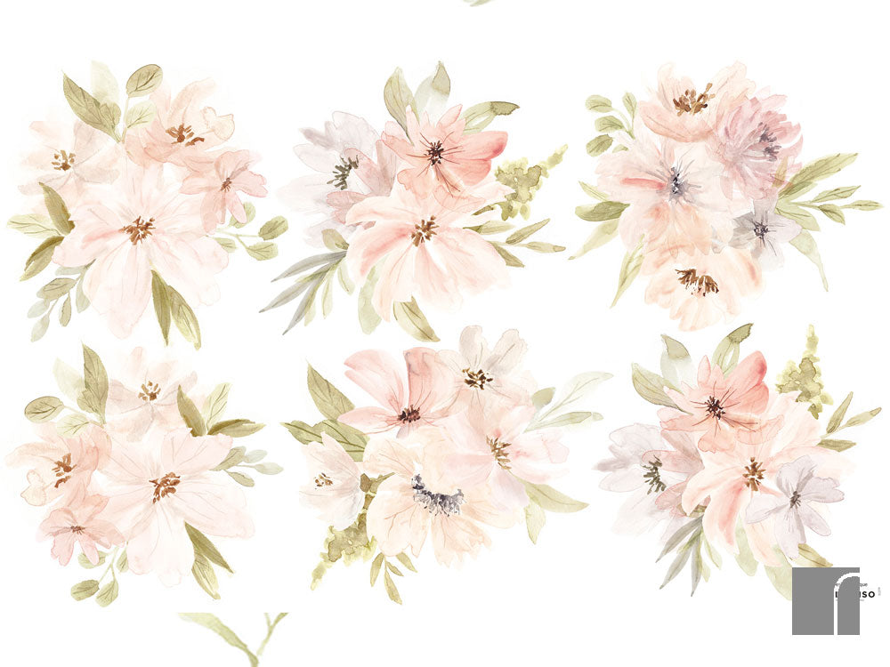 Apolline-Bouquet-Floral-Wall-Stickers