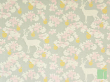 Grey Apple Garden Wallpaper Majvillan