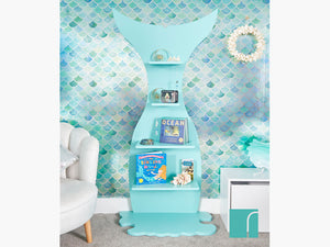 Splash Mermaid Shelves