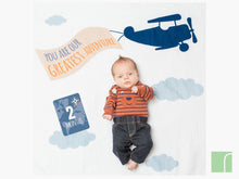Greatest Adventure Baby Milestones Gift Set