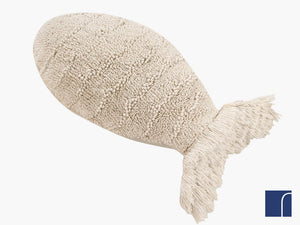 Baby Fish Lorena Canals Natural Cushion