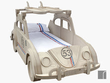 Beetle-Herbie-Bed