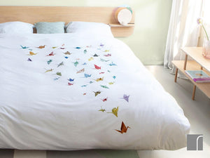 Snurk Bird-Bedding-Set