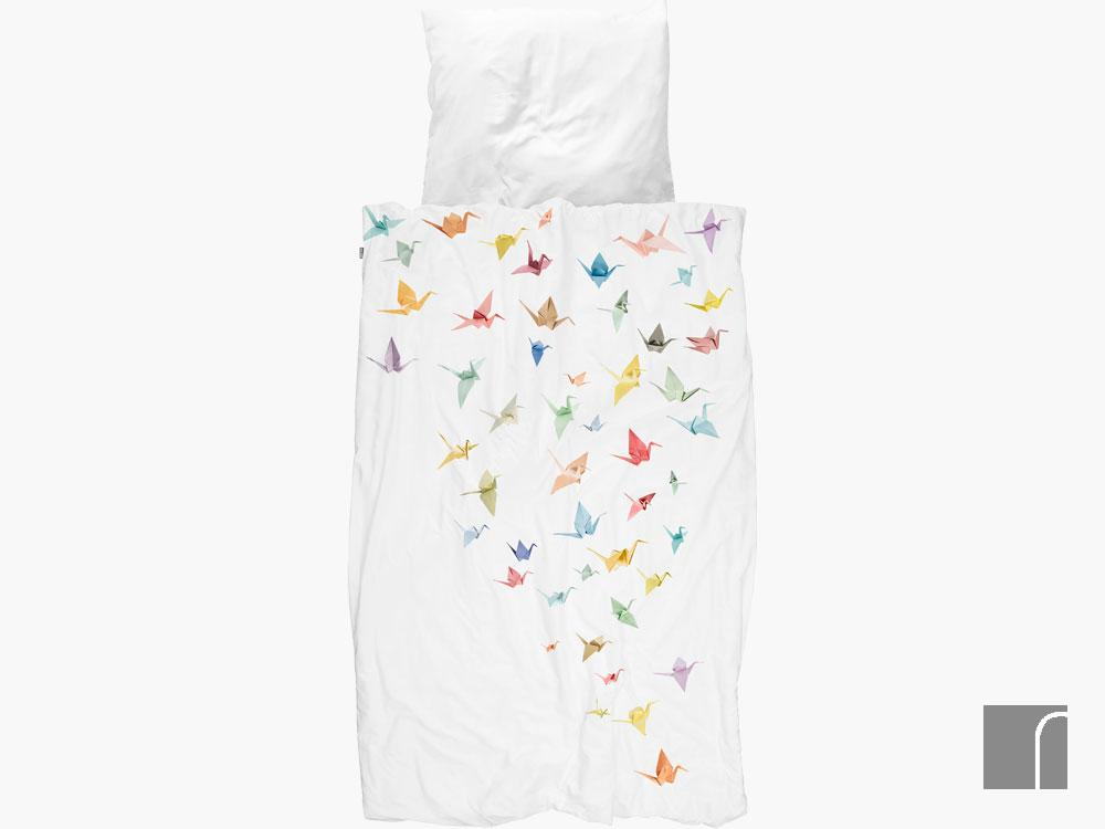 Paper Bird-Single-Duvet Snurk