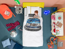 Bumper-Car-Bed-Set