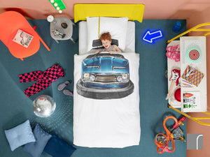 Bumper-Car-Duvet-Set Snurk