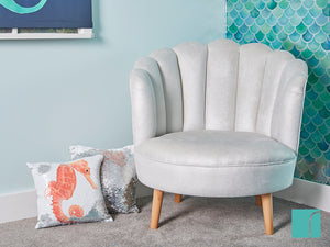 MyShell Mermaid Chair in Mermazing Bedroom