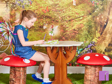 Children's table and chairs