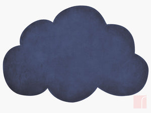 Cloud Rug Navy Blue