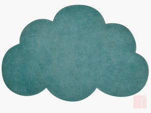 Cloud Rug Turquoise