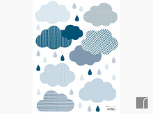 Clouds-and-raindrops-wall-stickers-lilipinso