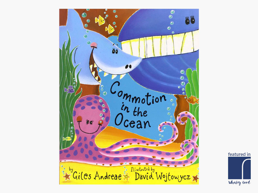 Commotion In The Ocean Book