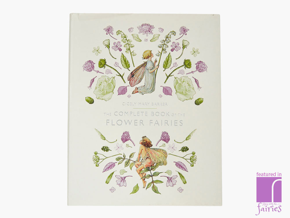 Complete Book Of Flower Fairies