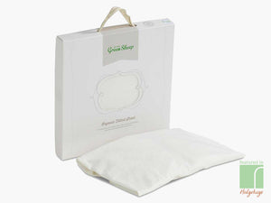 Cot Bed Organic Fitted Sheet
