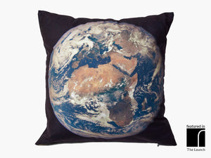 Earth From A Million Miles Cushion