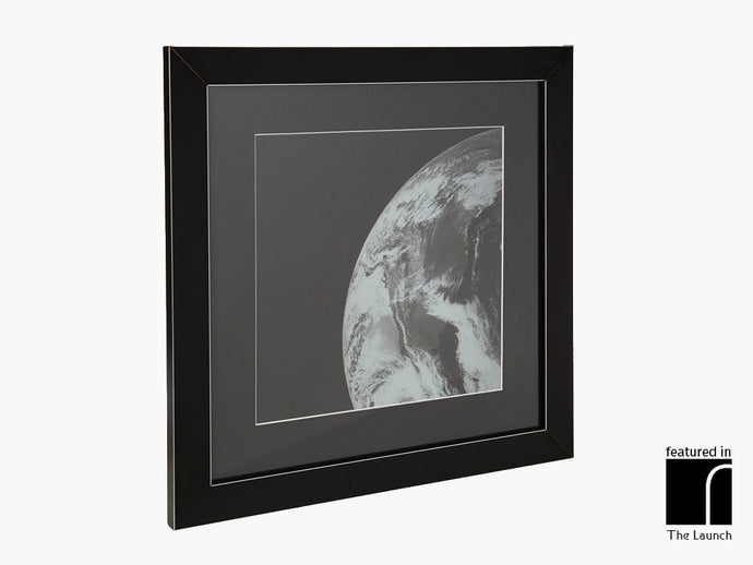 Framed NASA Print Of Juno