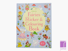 Fairy Sticker Book