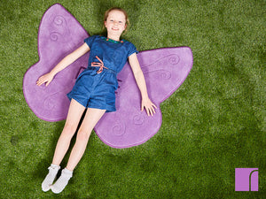 Purple Fairy Rug