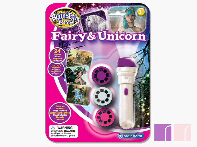 Fairy and Unicorn Torch