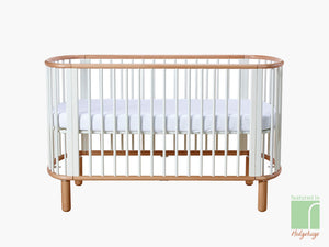 White Flexa Cot