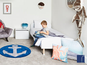 White Flexa Play Bed in The Whaley Good Room