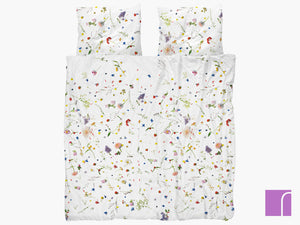 Flower Field Double Duvet Set
