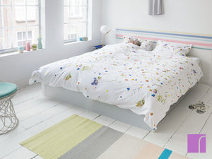 Flower Field Duvet Set